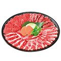 料理メニュー写真牛牛トリオ(2~3名様)