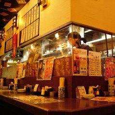 一人でゆっくりと。。。浦和の焼き鳥居酒屋でゆっくり飲み放題がおすすめ!掘りごたつ・座敷・個室もご用意できます。