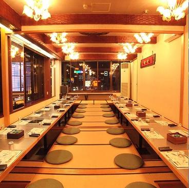 日本料理 てら岡 春駒店の雰囲気1