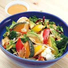 料理メニュー写真ごろっと野菜のコブサラダ