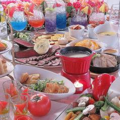 Cafe Dining CREAM & ヘルシー中華居酒屋 さんさん飯店の写真