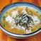 鶏出汁スープ餃子