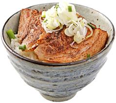 ミニ炙り豚丼