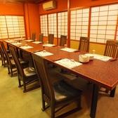 日本料理 てら岡 春駒店の雰囲気3