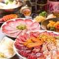 料理メニュー写真焼肉全110品【メガ食べ放題】プラン
