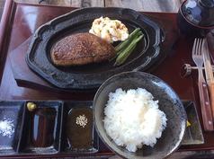 市場レストラン うどん虎のコース写真
