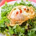 料理メニュー写真伝説のパクチー丼