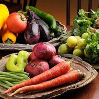 地産地消と無農薬野菜