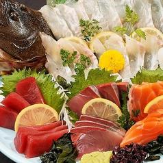 魚河岸料理 うおぎん 湊町店