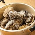 料理メニュー写真釧路せんぽうし(特大)牡蠣 10個