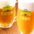 クラフトビールは13種類!日替わりで4種類提供いたします!深みの和えう味わいをお楽しみください!