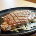 料理メニュー写真アメリカ産ステーキ200g