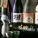 全国各地より店主選りすぐりの日本酒が常備50種類以上
