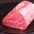 料理メニュー写真北海道産黒毛和牛フィレステーキ100g