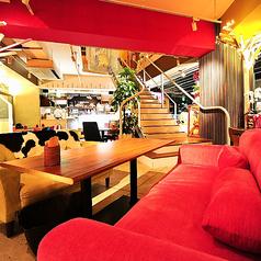 KUMA cafe 栄店の写真