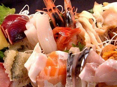 魚御殿 さわだ 札幌駅前店