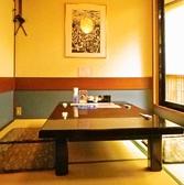 小座敷(4名×2席)