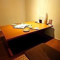 身体的距離の確保★贅沢な個室・席の使い方