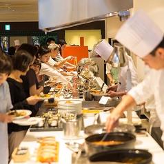 オリエンタルホテル東京ベイ レストラン グランサンクイメージ