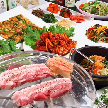 韓国レストラン ハナ Hanaのおすすめ料理1
