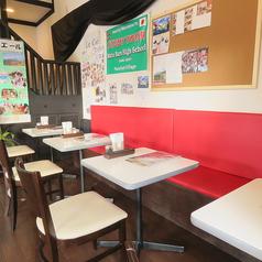 ハーブスパイスキッチン 平野店の雰囲気1