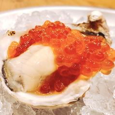 Ostrica 牡蠣と焼はまぐりの写真