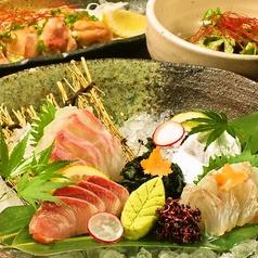 酒と魚 前見屋 薬研堀店のコース写真