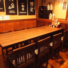8人用テーブル