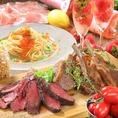 当店の食材は北海道から直送!鮮度抜群&最高の調理法で出しています!鮮度を保つため在庫は抱えませんので、コースのご予約はお早めに★