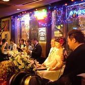 BECK(ベック)は貸切パーティーの実績多数!結婚式、2次会などにも大人気です♪貸切は30名様~100名様までOK!!音響設備やプロジェクターなどの設備も豊富で幹事様も安心です!