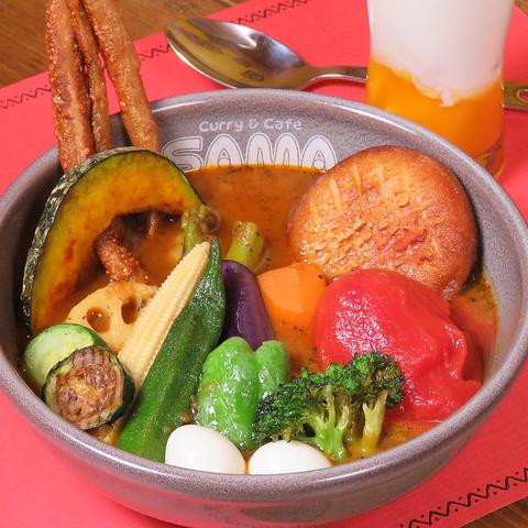 Curry&Cafe SAMA 神田店