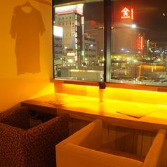 福山駅前の夜景を愉しめちゃう★ちょっぴりオトナの雰囲気がデートに◎