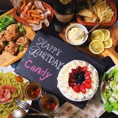 キャンディ Candy 栄のコース写真