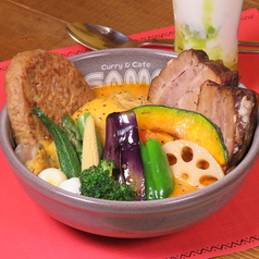 curry&cafe SAMA 神田店のおすすめポイント1