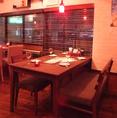 ●【 ~・テーブル席・~ 】●