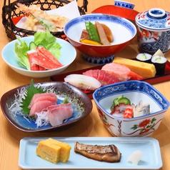 山王 美家古寿司のコース写真