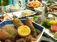 静岡名物や静岡産食材が豊富!