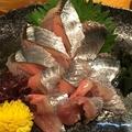 料理メニュー写真サンマのお刺身