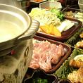 水炊きも「好古のねだ」人気メニューの一つです!透き通った出汁には鶏の旨み凝縮。。