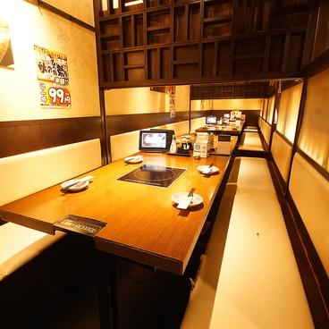 のりを 江坂店の雰囲気1