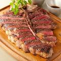料理メニュー写真リラッサンテこだわりの自家熟成肉料理