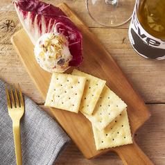 料理メニュー写真マスカルポーネチーズとドライフルーツのパテ