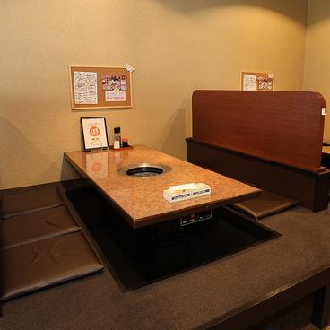 焼肉食堂かっちゃんち 高崎本店の雰囲気1