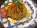 料理メニュー写真チキンビリヤニ(インド風炒飯)