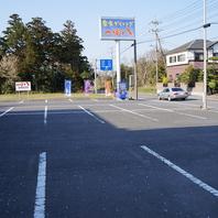 【駐車場完備★】お車方も歓迎!