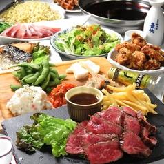 肉の寿司×肉×魚介バル 一新の写真
