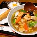 料理メニュー写真五目麺セット(五目焼きそばも可能)