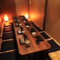 お気軽にお問合せ下さい♪大人数の宴会にも楽々対応☆新横浜で完全個室居酒屋のご宴会/誕生日/記念日/女子会/接待でのご利用をお探しなら当店へ★【完全個室完備】