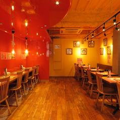 curry&cafe SAMA 神田店の雰囲気1