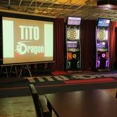ティト ドラゴン TiTO Dragon Darts Cafeの雰囲気3